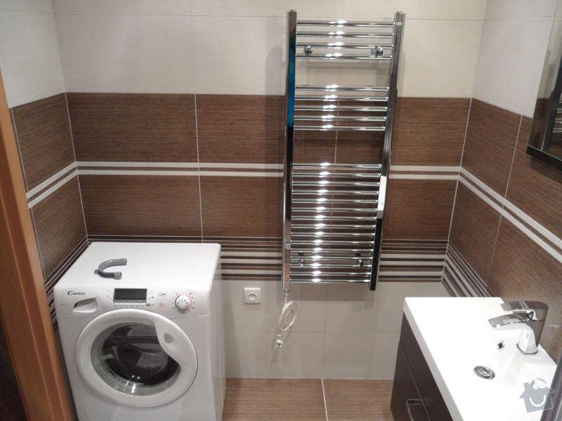 Rekonstrukce koupelny : 5