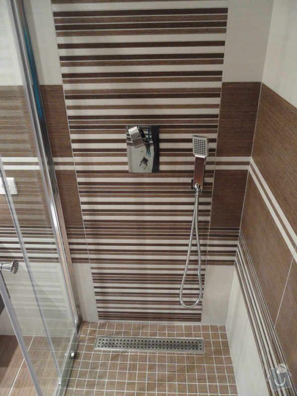 Rekonstrukce koupelny : 6