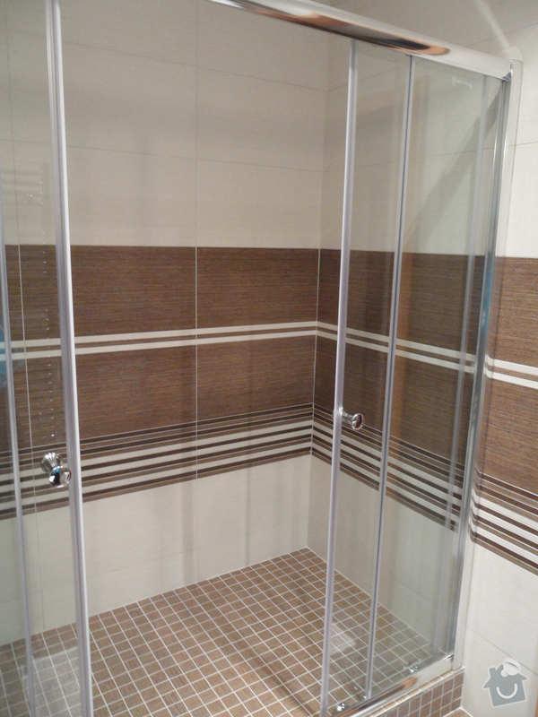 Rekonstrukce koupelny : 7
