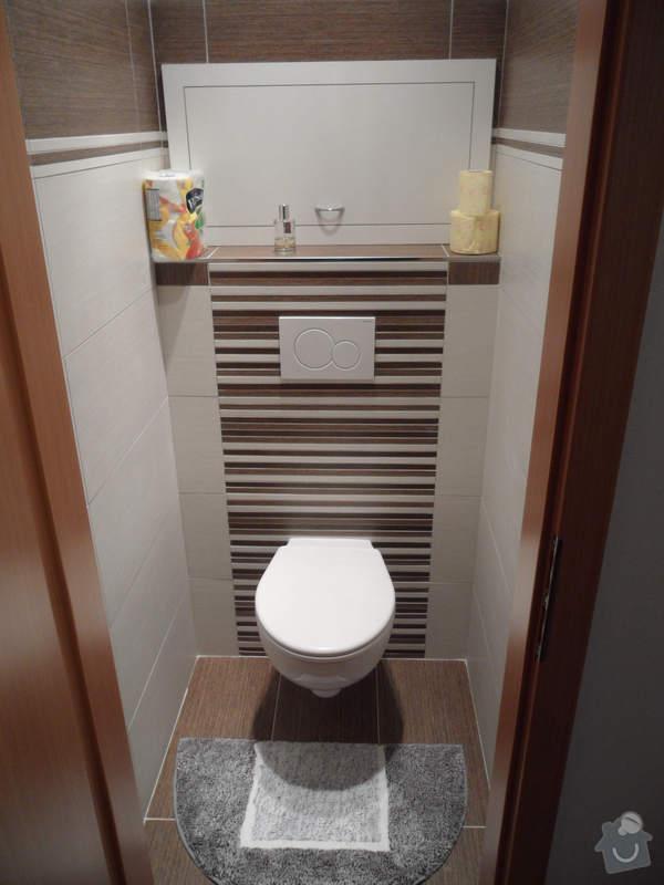 Rekonstrukce koupelny : 8