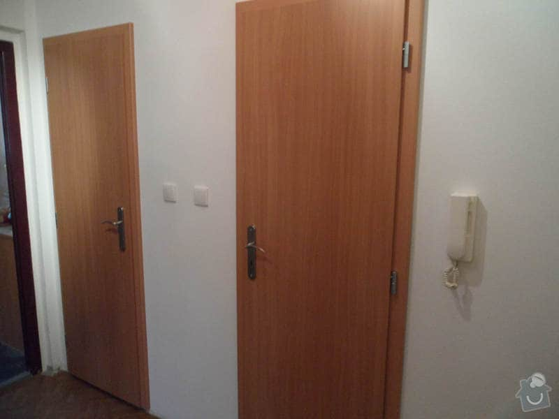 Rekonstrukce koupelny : 9