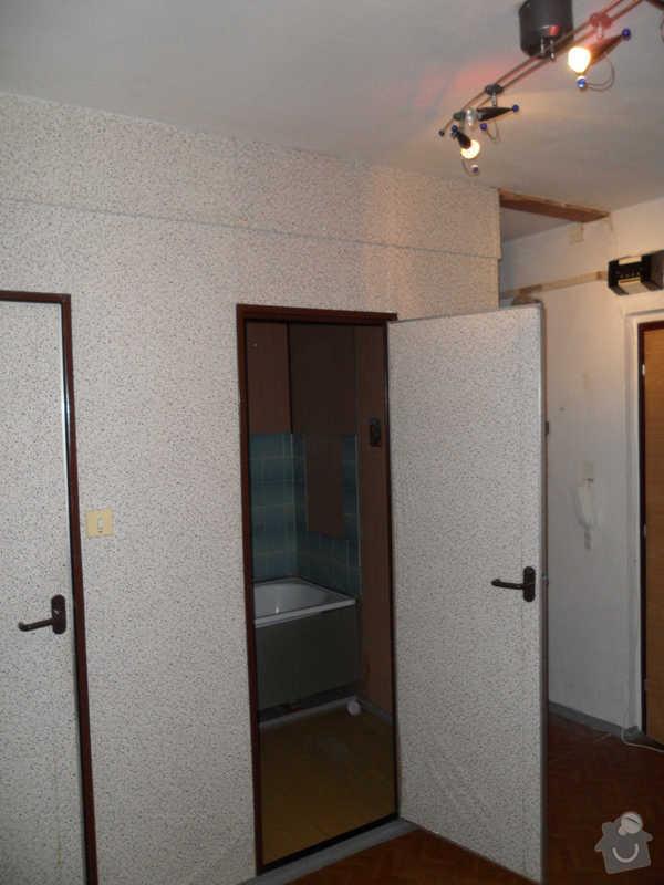 Rekonstrukce koupelny : 10