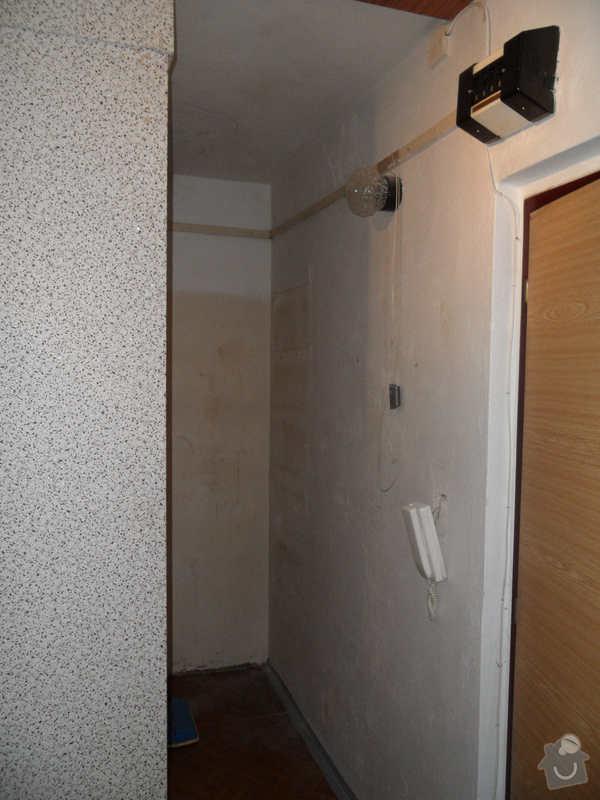 Rekonstrukce koupelny : 11