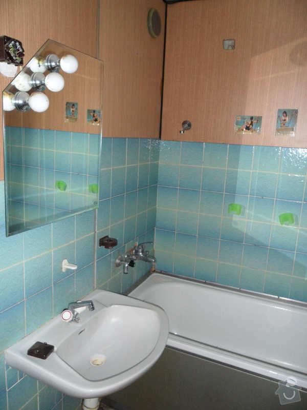 Rekonstrukce koupelny : 12