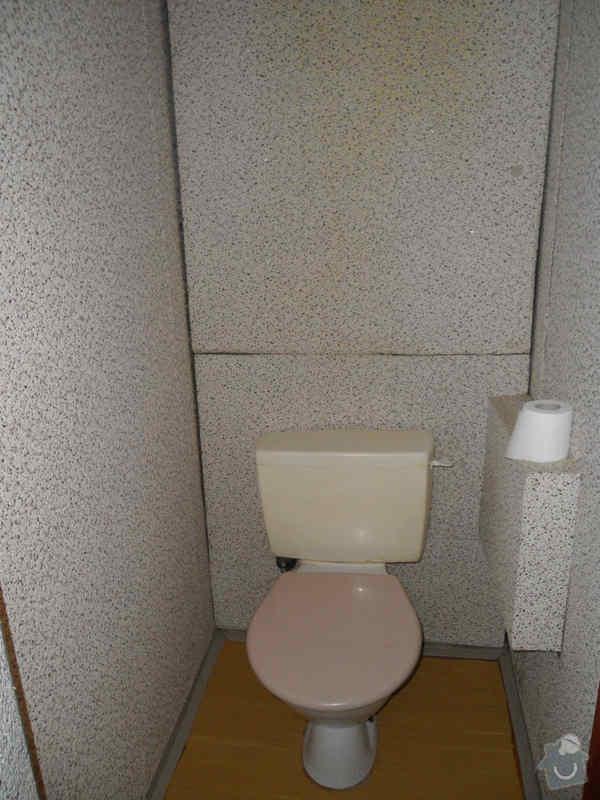Rekonstrukce koupelny : 14