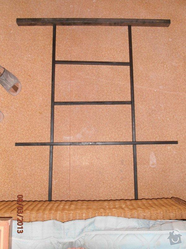 Svarit zabradli pred balkonove dvere: zabradlicko
