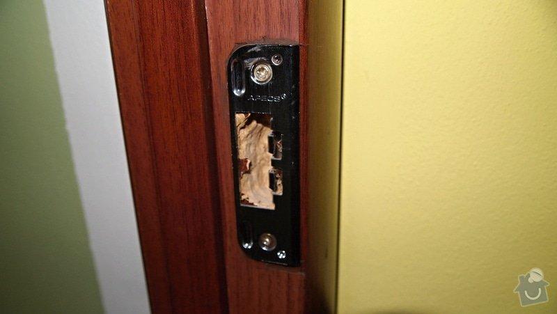 Dodávka a montáž dveří: KJ077510