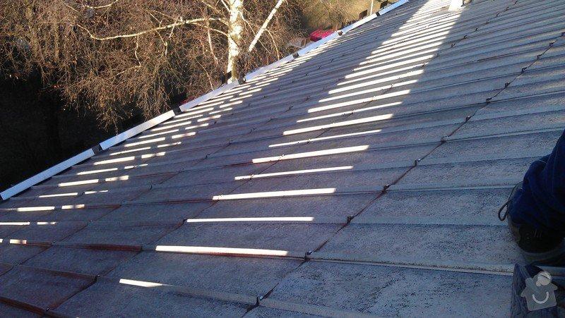 Nátěr a oprava plechové střechy: IMAG0059