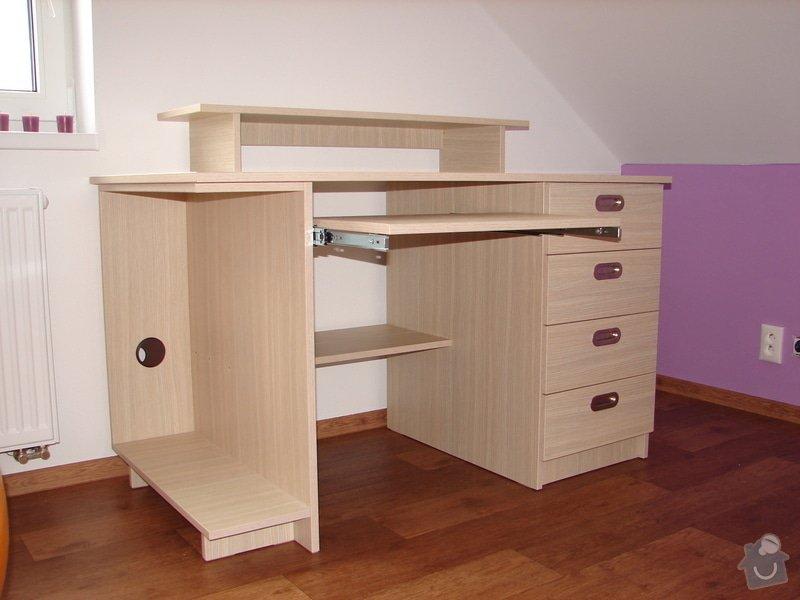 Vybavení ložnice včetně posuvných dveří : DSC03222