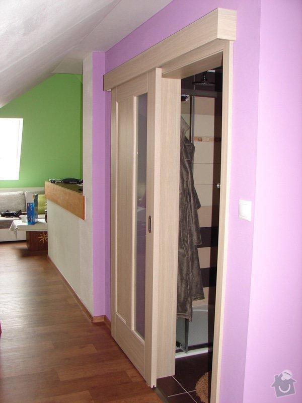 Vybavení ložnice včetně posuvných dveří : Pusuvne_dvere_Dub_Ferrara_1