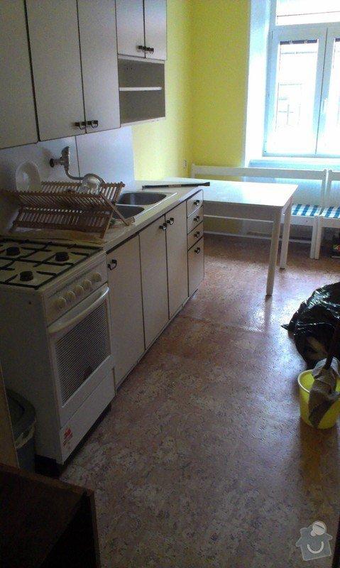 Revitalizace kuchyně: a1