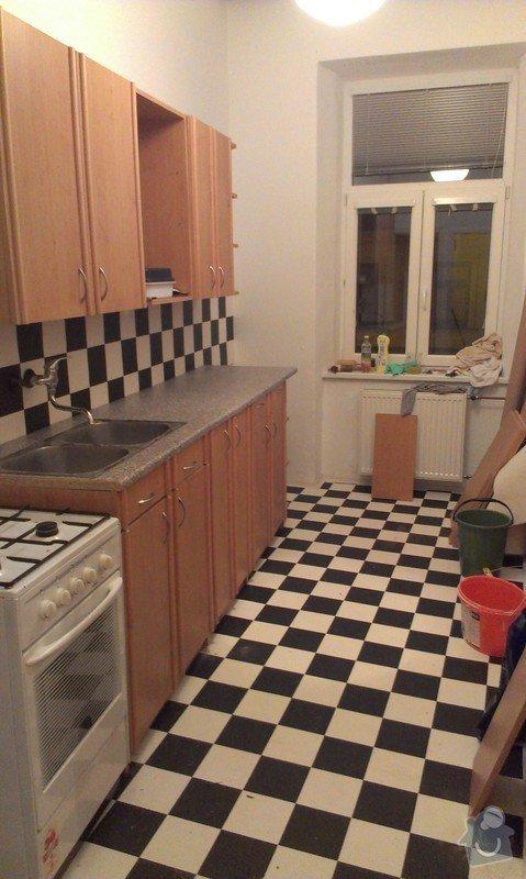 Revitalizace kuchyně: ab