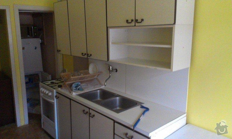 Revitalizace kuchyně: ba