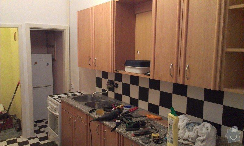 Revitalizace kuchyně: bb