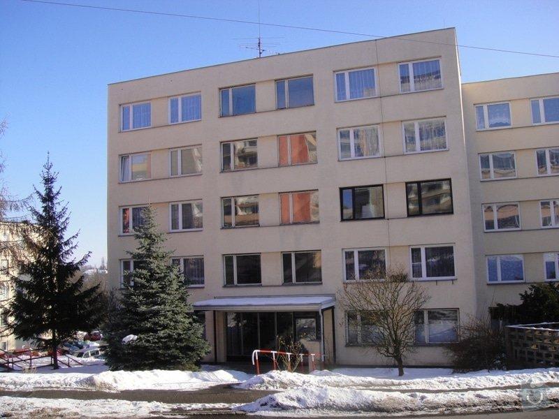 Výměna oken v panelákovém bytě ve Slaném: DSC00125