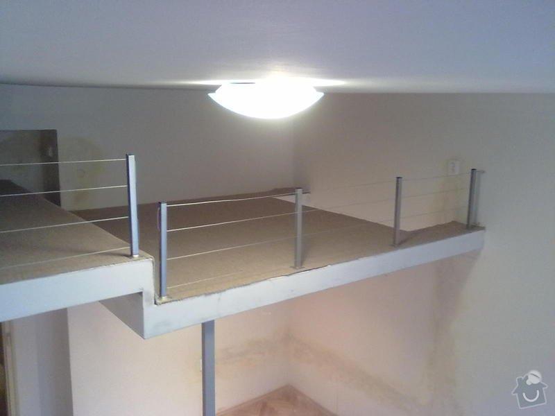 Patro na spaní, schody,osvětlení,zábradlí.: Patro_Pod_skolou_010