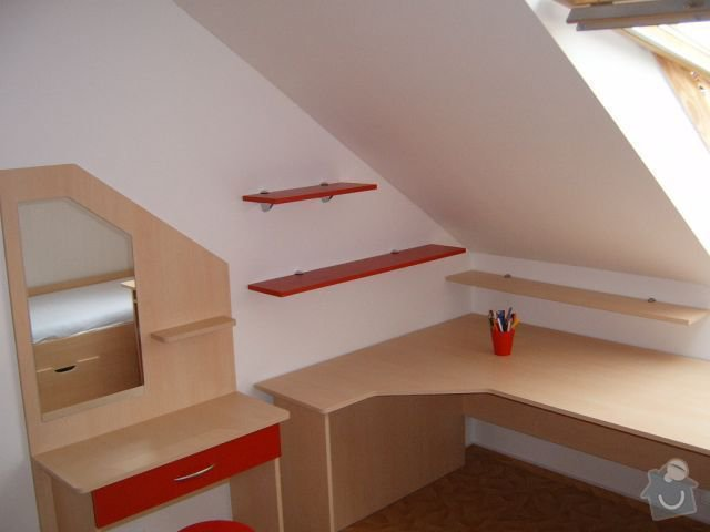 Nábytek do dětských pokojů: S4300036