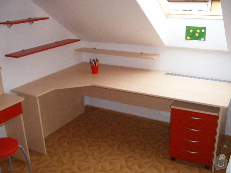 Nábytek do dětských pokojů: S4300037