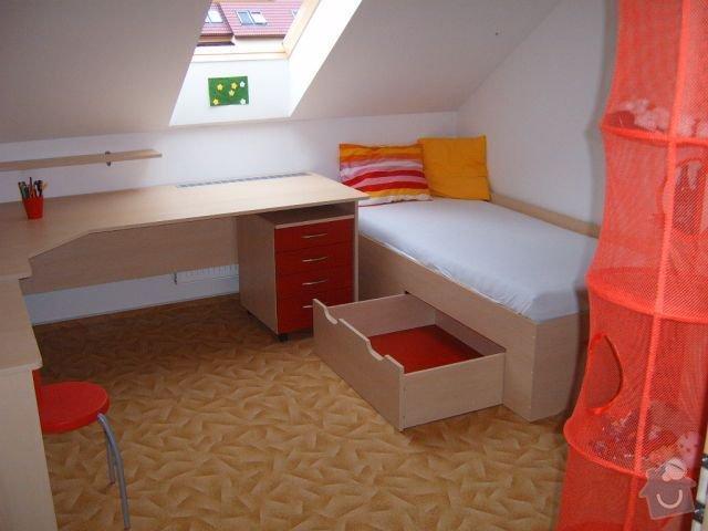 Nábytek do dětských pokojů: S4300039