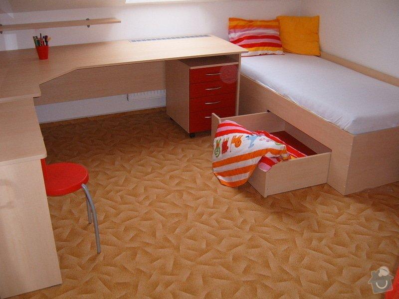 Nábytek do dětských pokojů: S4300040