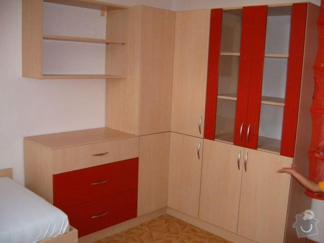 Nábytek do dětských pokojů: S4300041