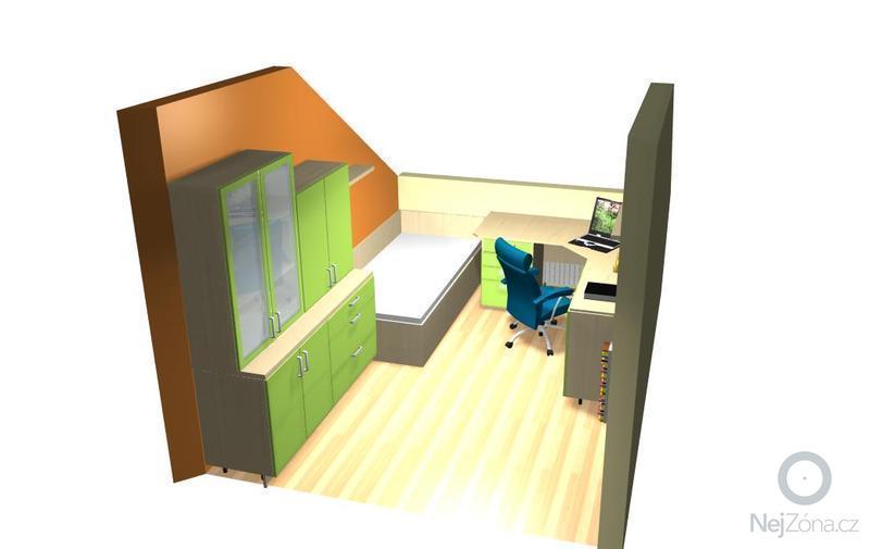 Nábytek do dětských pokojů: a