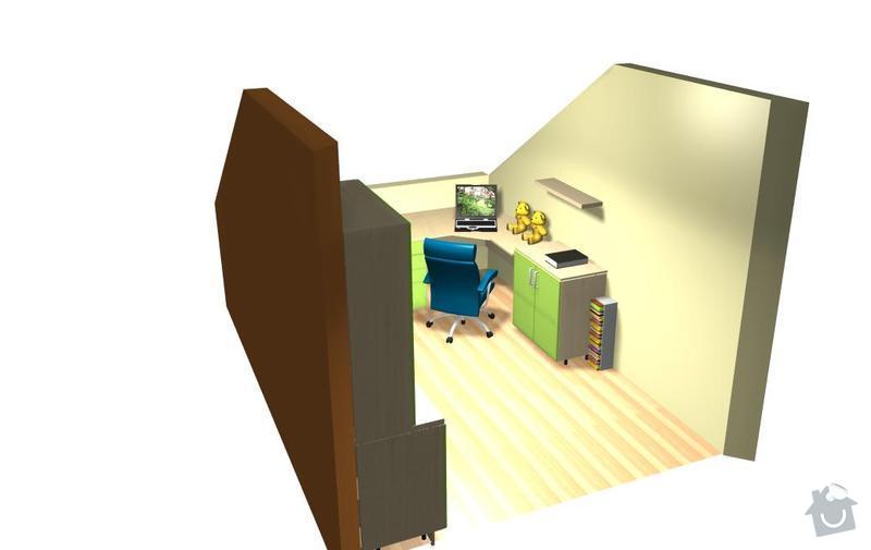 Nábytek do dětských pokojů: b