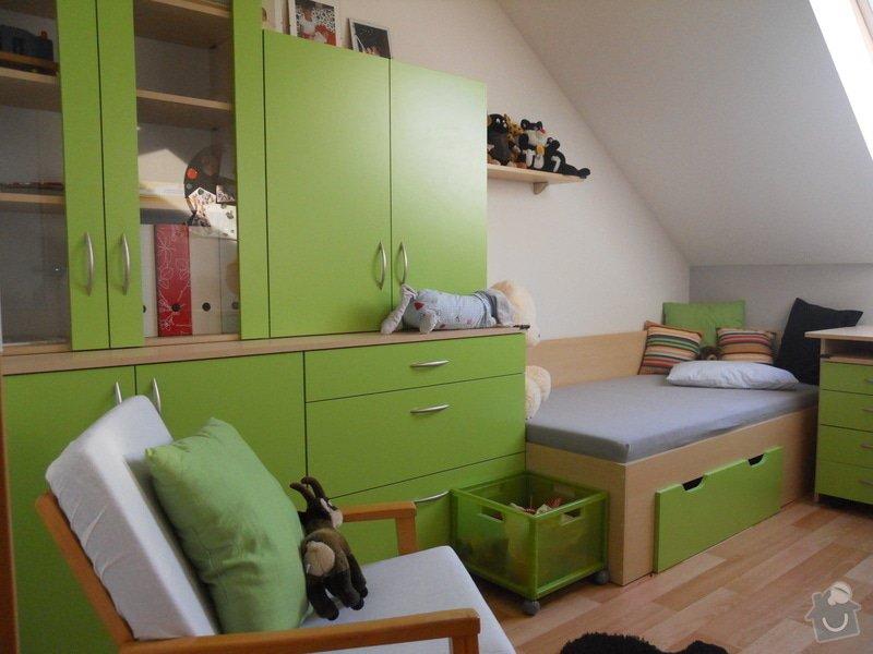 Nábytek do dětských pokojů: DSCN0732
