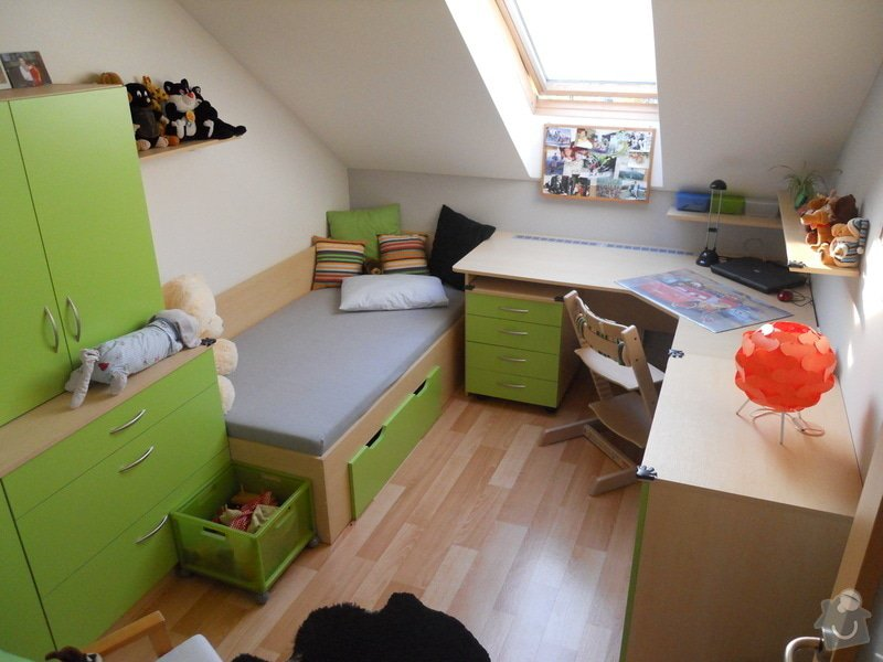 Nábytek do dětských pokojů: DSCN0733
