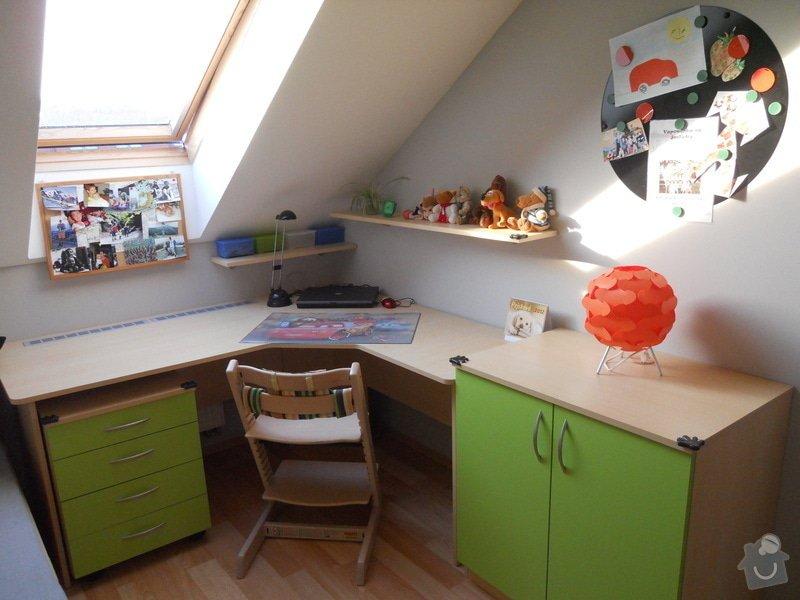Nábytek do dětských pokojů: DSCN0734