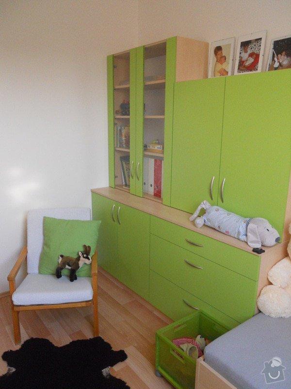 Nábytek do dětských pokojů: DSCN0735