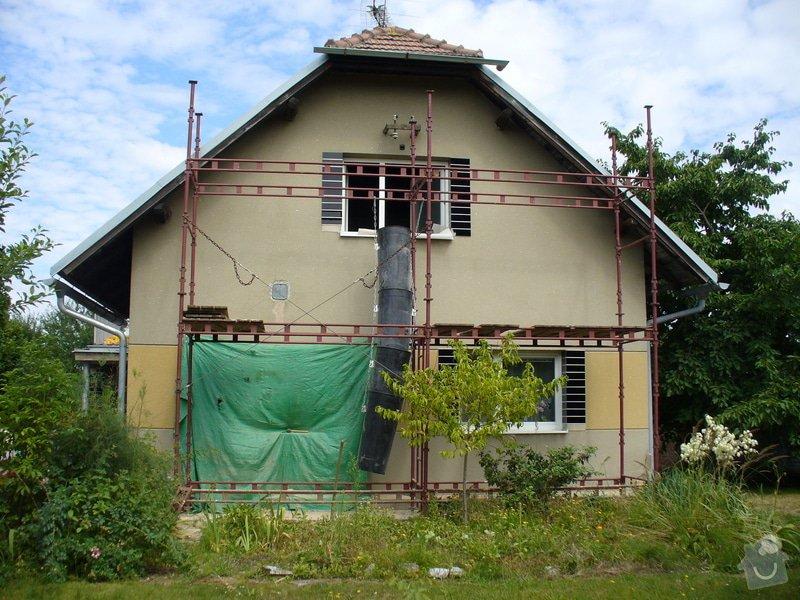 Oprava střechy,půdní vestavba ve Spjile u Pardubic: Spojil_1