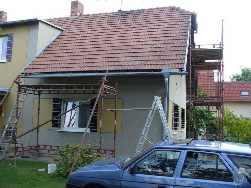 Oprava střechy,půdní vestavba ve Spjile u Pardubic: Spojil_2