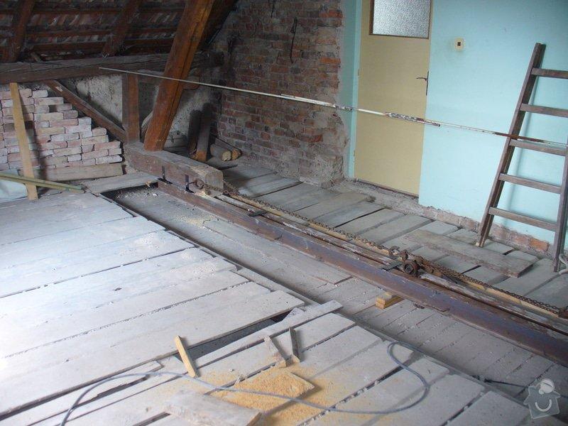 Oprava střechy,půdní vestavba ve Spjile u Pardubic: Spojil_5