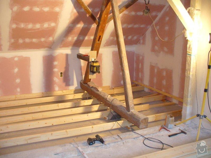 Oprava střechy,půdní vestavba ve Spjile u Pardubic: Spojil_6