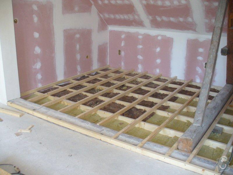 Oprava střechy,půdní vestavba ve Spjile u Pardubic: Spojil_7