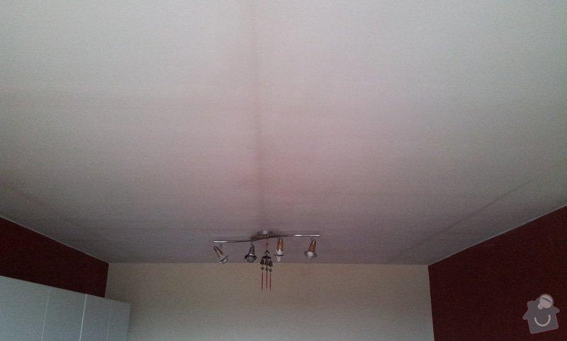 Odhlučnenie stropov v tehlovom byte Čelákovice: 20130307_143343