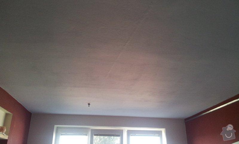 Odhlučnenie stropov v tehlovom byte Čelákovice: 20130306_104335