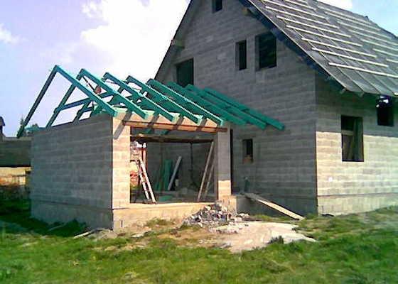 Stavba rodinného domu v Třebechovicích p. O.