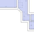 Kompletni rekonstrukce bytu 1 1 61m2 karlin detail bathroom