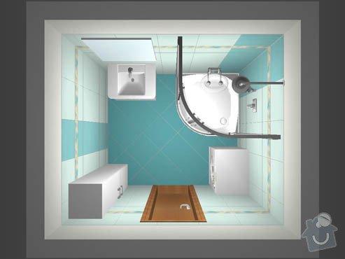Rekonstrukce bytového jádra: 4