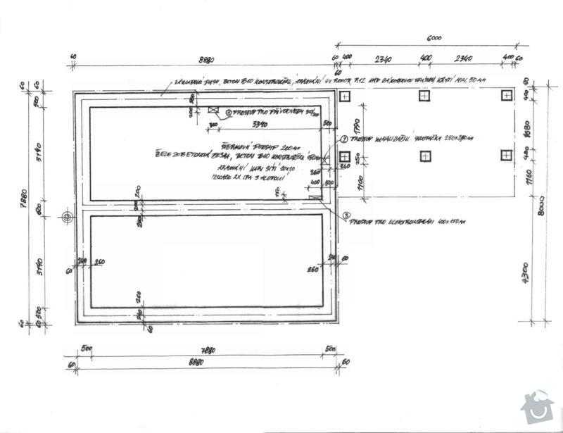 Základová deska RD: zaklady