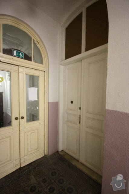 Repase oken a dveri: vchodove_dvere