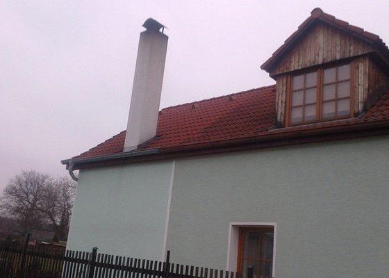 Dopojení střechy