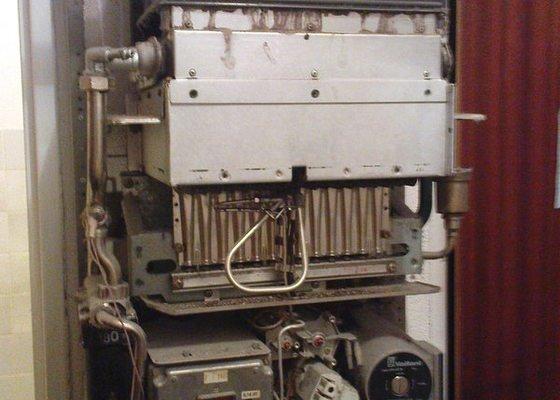 Servis kotle Vaillant a oprava ohřevu TUV a ÚT