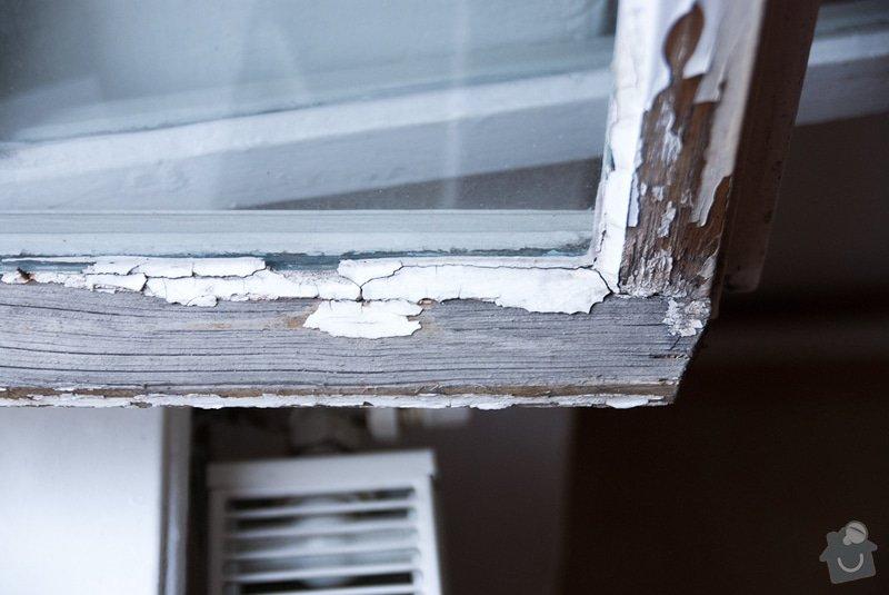 Oprava špaletových oken: Okno_pokoj_detail2