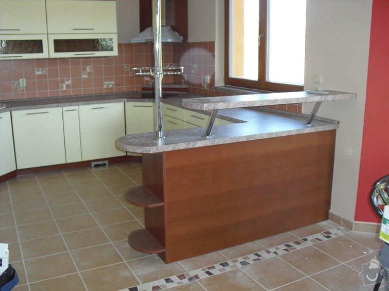 Výroba kuchyňské linky: CIMG0498