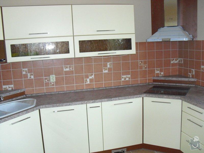 Výroba kuchyňské linky: CIMG0485