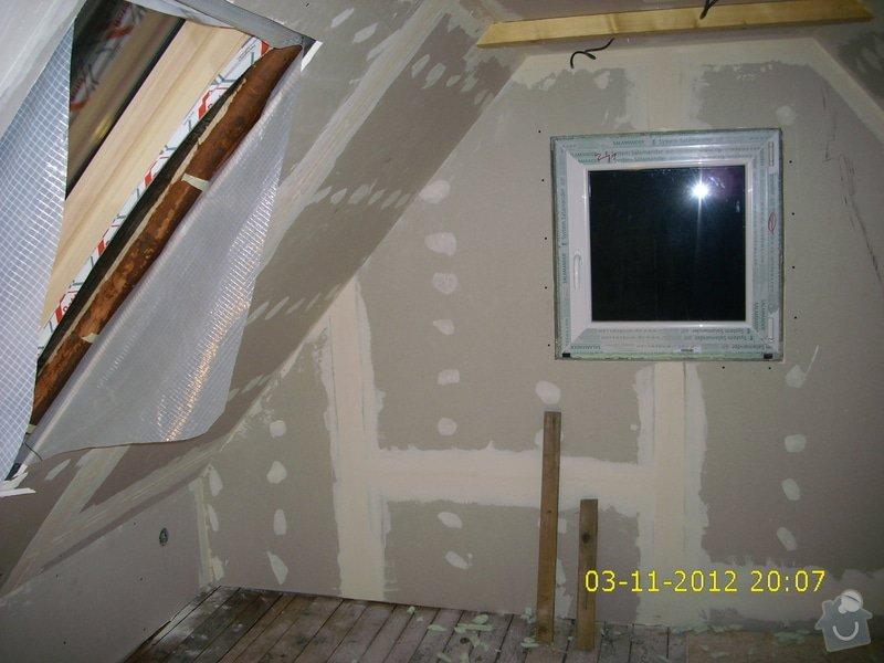 Rekonstrukce chaty v lesní osadě: IMG_0019