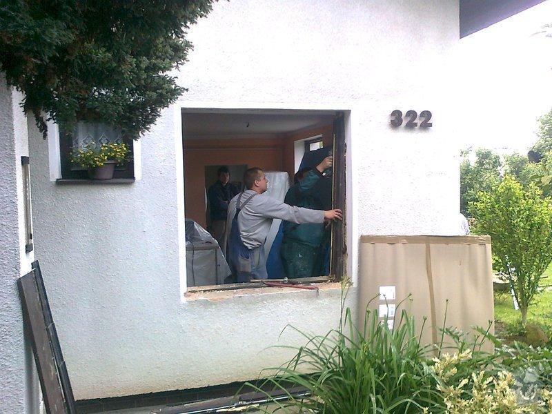 Výměna oken v RD: Fotografie1322